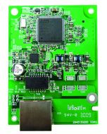 Ethernet Communication Card for VFD-C2000 Drives.