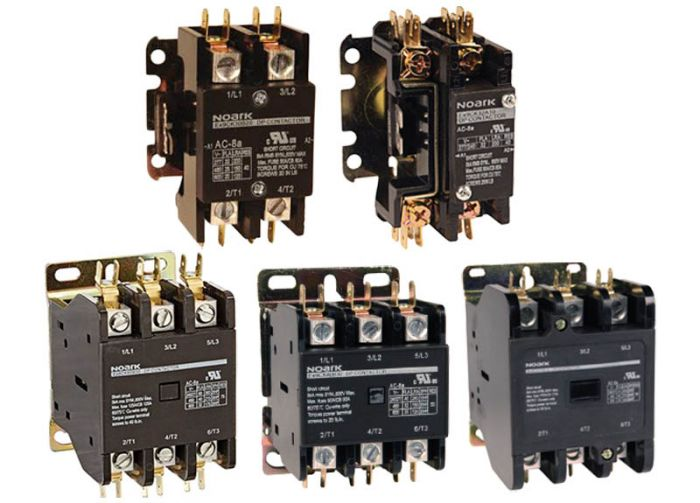 2 Normally Closed Contacts 230 Volt Doepke HS20-02 20 Amp Contactor