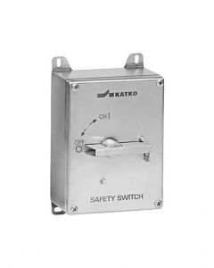 Safety Disconnect Switch, SS, 80A @ 400V