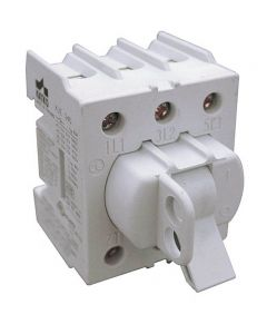 Disconnect Switch, Toggle Handle, 40 Amps
