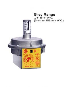 Air Switch, 801111302 - Grey Spring