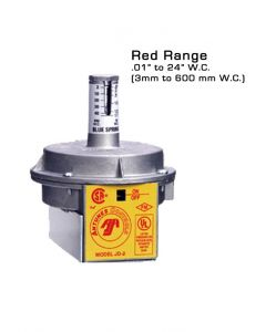 Air Switch, 801111303 - Red Spring