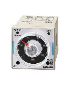 Time Delay Relay, Analog, 100-240VAC/24-240VDC