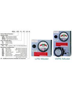 Purge System, w/ Pressure Switch(120VAC), Class I