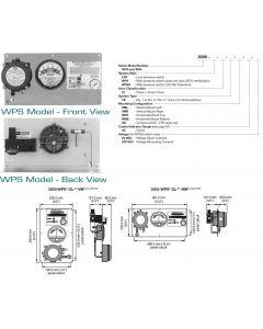 Purge System, w/ Pressure Switch 120VAC), Class I