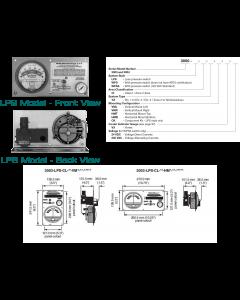 Purge System, No Pressure Switch, Class I