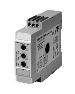 Monitoring Relay, 1-Phase,  2-100A AC, SPDT