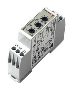 Multifunction Analog Timer, 7 Mode, SPDT