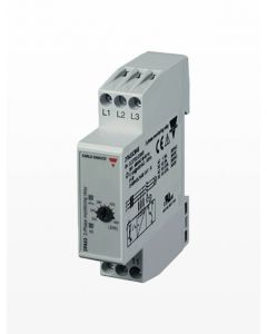 Monitoring Relay, 3-Phase, 380-480VAC, 5A, SPDT