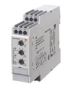 Monitoring Relay, DC Under Voltage, SPDT