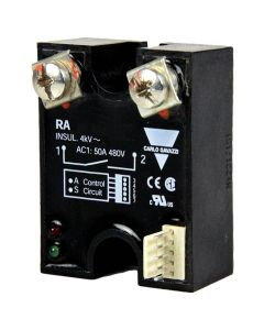 Solid State Relay, 25A, 230V, Zero Switching