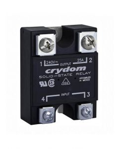 Solid State Relay, 280VAC/10A, 3-32VDC In, Zero