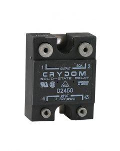 SSR, Hockey Puck, 50A, 3-32VDC Control Voltage