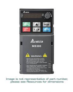 AC Drive, 1/4hp, 230V, 1-Phase