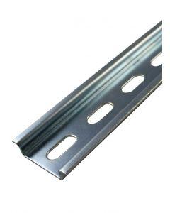 DIN Rail, 1 Foot Piece, Omega 3F