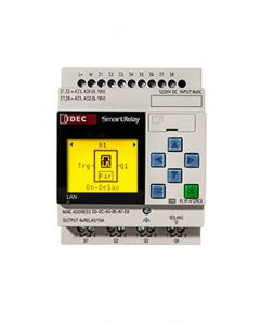 Smart Relay, Includes Display, 24VAC/DC,