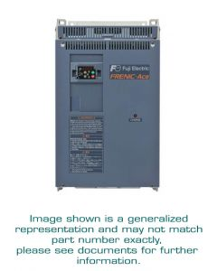 AC Drive, 75hp (CT), Dual Rated, 112A, 3 Phase