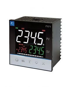 Temp Controller, 1/4 DIN (96x96mm), 24VAC/DC