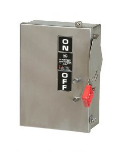 Safety Disconnect Switch, 30A, 600V, 3P