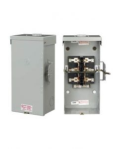 Transfer Switch, 200A, 2P, DT, NEMA 3R