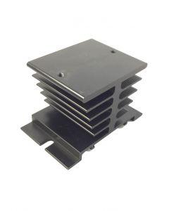 Heatsink, Panel Mount, 15A, 80x50x51mm