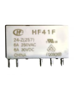 24VDC Power Relay, 1 Form C