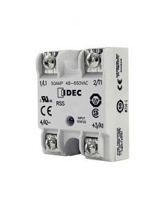 SSR, Hockey Puck, 50A, 4-32VDC Control Voltage