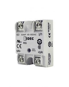 SSR, Hockey Puck, 90A, 90-280VAC Control Voltage