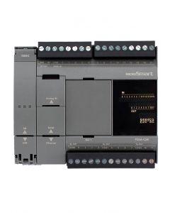 PLC, 24 I/O, 24VDC, Transistor Sink