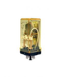 Relay, Latching, 120VAC, 2 Pole (DPDT) Pin