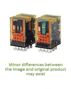Relay, Mini, 110-120VAC Coil