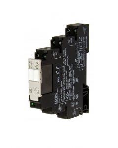 Relay, Complete Unit, 2 Pole, 24VDC