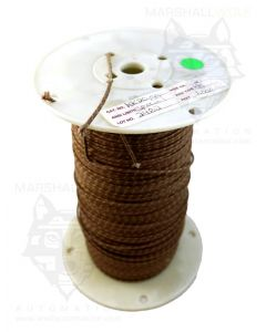 Solid Wire, 20 AWG, K type, Fiberglass Insulation
