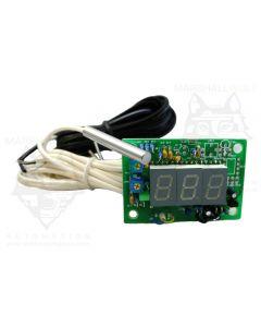 Digital Thermometer Module, 0-99.9C