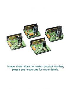 AC Drive, .5hp, 115/230V, 2.4A, Single Input
