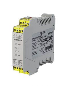 Safety Relay, 3NO/1NC, Automatic Start/Restart