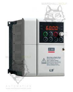 AC Drive, 200~240VAC, Single Phase, 2hp, 8A