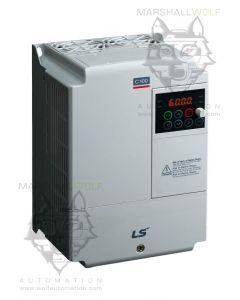 AC Drive, 380~480VAC, 3 Phase, 7.5hp, 12A