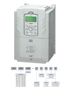 AC Drive, 380~480VAC, 3 Phase, 20hp, 30A