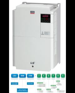 VFD, 25hp, 39A, IP20, 3 Phase, 380-480VAC
