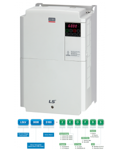 VFD, 20hp, 60A, IP20, 3 Phase, 200-240VAC