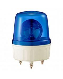 Beacon, √ò135mm, Rotating, Blue, 24VDC