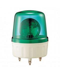 Beacon, √ò135mm, Rotating, Green, 24VDC
