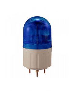 Beacon, √ò66mm, Blue, 24VDC, Steady/Flash