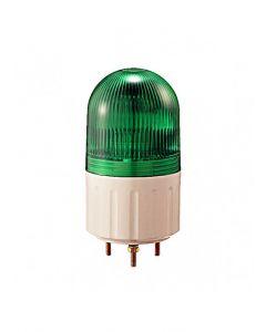 Beacon, √ò66mm, Green, 24VAC/DC, Flashing