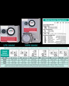 Purge System, No Pressure Switch, Class II
