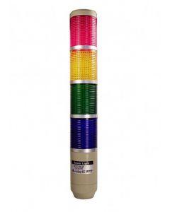 Light Tower, 56mm, Incandescent, R/Y/G/B.