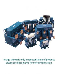 Line Reactor, 3-Phase, 12A, 480/600V, Open