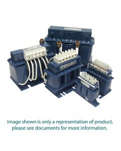 Line Reactor, 3-Phase, 3.4A, 480/600V, Open