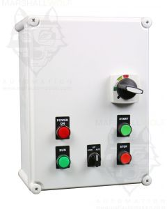 3hp Motor Starter Control System, Type E, 6.3-10A